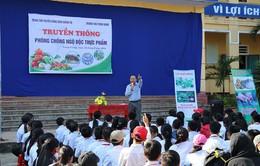Quảng Trị: Gần 1.000 học sinh được truyền thông phòng chống ngộ độc thực phẩm