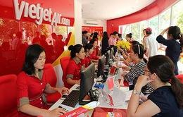 Vietjet Air tăng chi phí quản trị hệ thống