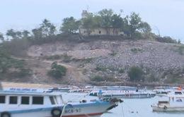 Điều chỉnh dự án đầu tư trên Khu danh thắng Lầu Bảo Đại, Nha Trang