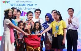 Liên hoan thiếu nhi quốc tế VTV 2018 khai mạc trong một không gian đa văn hóa