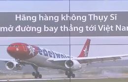 Hãng hàng không Thụy Sĩ mở đường bay thẳng tới Việt Nam