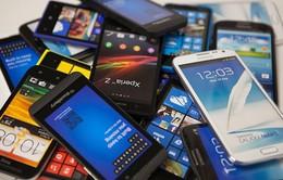 Thị trường điện thoại thông minh tiếp tục thu hẹp trong năm 2018