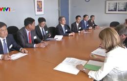 Việt Nam ưu tiên hợp tác kinh tế với Bỉ và EU