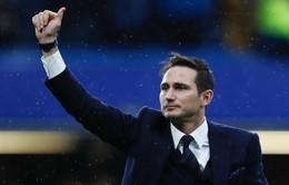 Frank Lampard chính thức trở thành HLV ở tuổi 39