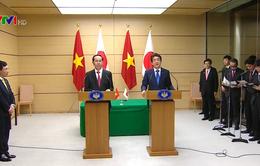 Nhật Bản sẽ tiếp tục hỗ trợ Việt Nam trong nhiều lĩnh vực