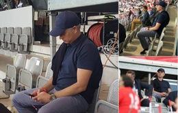 """HLV Mourinho trực tiếp sang Áo """"xem giò"""" mục tiêu trên hàng công của Man Utd"""
