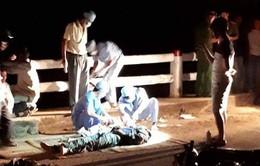 Kon Tum: Tai nạn giao thông khiến hai bố con chết tại chỗ