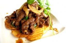 Hướng dẫn cách làm thịt bò xào khoai tây thơm ngon khó cưỡng