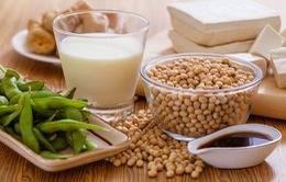 Thức ăn từ đậu nành giảm nguy cơ rạn xương hông