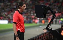 UEFA xem xét đưa VAR vào Champions League 2018/19