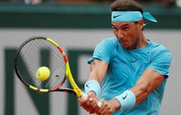 Giải Pháp mở rộng 2018: Nadal thẳng tiến vòng 3