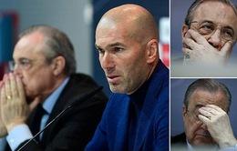 HLV Zidane nói gì trong ngày chia tay Real Madrid?