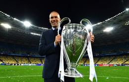 NÓNG: HLV Zidane CHÍNH THỨC trở lại dẫn dắt Real Madrid