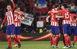 UEFA Europa League: Atletico Madrid và Marseiile vào chung kết