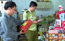 Đoàn liên ngành kiểm tra an toàn vệ sinh thực phẩm tại Phú Yên