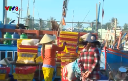 Ngư dân gặp khó do cảng cá xuống cấp và quá tải