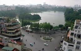 Hà Nội lên phương án xây dựng cột mốc số 0 tại hồ Hoàn Kiếm