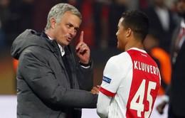 Justin Kluivert đã đúng khi không gia nhập Man Utd