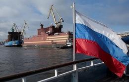 Nga đưa nhà máy điện hạt nhân nổi đầu tiên đến Bắc Cực
