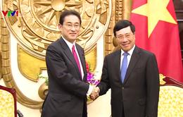 Tăng cường hợp tác Việt Nam - Nhật Bản trên mọi lĩnh vực