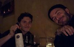David Beckham nghẹn lời vì bất ngờ con trai cả mang đến trong ngày sinh nhật