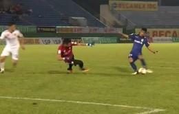VIDEO Tổng hợp trận Becamex Bình Dương 3-1 CLB Quảng Nam (Vòng 7 Nuti Café V.League 2018)