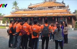 Thừa Thiên Huế: Đưa tour du lịch về nguồn vào chương trình giảng dạy Đại học