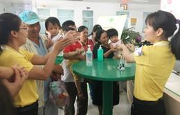 Phát động phong trào 'Rửa tay bảo vệ sức khỏe'