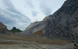 Thanh tra mỏ khai thác đá ở Hòa Bình: Hoạt động khắc phục còn mang tính đối phó