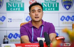 HLV Nguyễn Đức Thắng chỉ ra điểm yếu của FLC Thanh Hoá