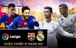 Lịch trực tiếp bóng đá hôm nay (6/5): Chelsea quyết đấu Liverpool, Barcelona đụng độ Real Madrid