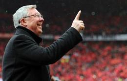 Infographic: Sir Alex Ferguson và những con số đáng nhớ tại Manchester United