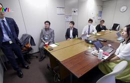 Áp lực công việc thay đổi lối sống ở Nhật Bản