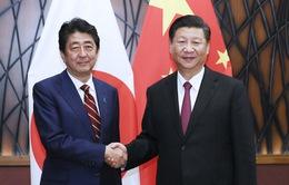 Lãnh đạo Nhật Bản, Trung Quốc điện đàm về Triều Tiên