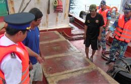 Bắt vụ vận chuyển 150.000 lít dầu lậu trên vùng biển Côn Đảo