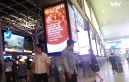 Cảnh giác với nạn cò xe lộng hành ở các sân bay