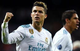 Ronaldo lập kỷ lục tại trận cầu Siêu kinh điển