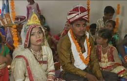 Đám cưới tập thể cho người nghèo ở Ấn Độ