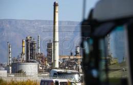 Giá dầu thế giới tăng mạnh do căng thẳng tại Iran