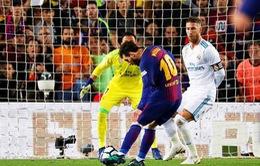 Barcelona 2-2 Real Madrid: Các ngôi sao cùng tỏa sáng