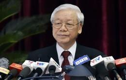 Phát biểu của Tổng Bí thư Nguyễn Phú Trọng khai mạc Hội nghị lần thứ 7 Ban Chấp hành Trung ương Đảng Khóa XII