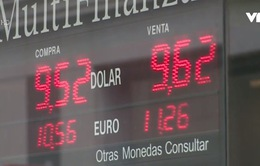 Argentina nâng lãi suất lên mức kỷ lục