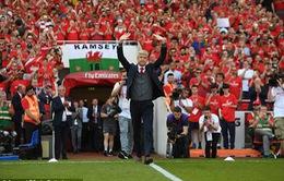 HLV Wenger úp mở về người kế nhiệm tại Arsenal