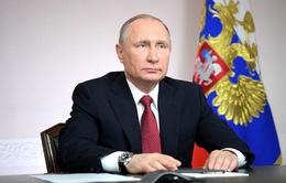 Cam kết của Tổng thống Nga Putin trong 6 năm tới