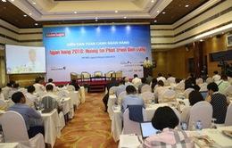 Ngân hàng Việt Nam hướng tới phát triển bền vững