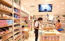 Nhập nhèm nguồn gốc chuỗi cửa hàng bán lẻ hàng Hàn Quốc, Nhật Bản
