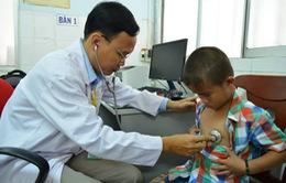 Khám, tầm soát bệnh tim miễn phí cho trẻ em có hoàn cảnh khó khăn tại Quảng Ngãi