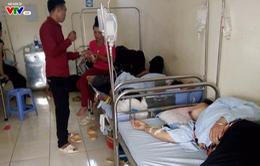Sơn La: 132 người nhập viện nghi do ngộ độc thực phẩm