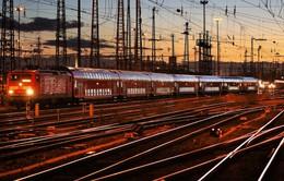 Đức: Đường sắt bị trì hoãn hơn 21 tiếng chỉ vì… nam thanh niên say xỉn
