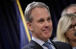 Mỹ: Tổng Chưởng lý New York từ chức do dính bê bối lạm dụng tình dục